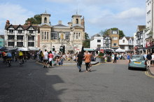 Kingston Upon Thames, Market Square, Surrey © Philip Halling